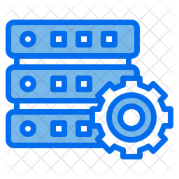 Server Management Dualtone Icon