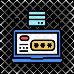 Server Password Icon