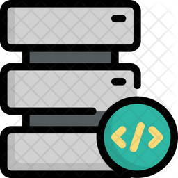 Server programming Icon