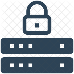 Server Security Icon