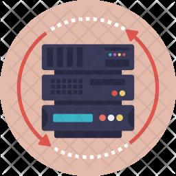 Server Sync Icon
