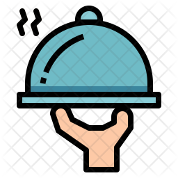 Service Colored Outline Icon