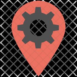 Service Location Icon