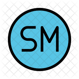 Service Mark Icon Of Colored Outline Style Available In Svg Png Eps Ai Icon Fonts
