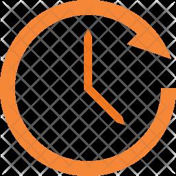 Set clockwise Icon