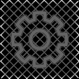 Setting Line Icon