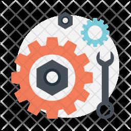 Settings and customization Icon
