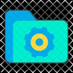 Settings Folder Icon