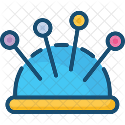 Sewing Needles Icon