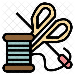 Sewing Tools Icon