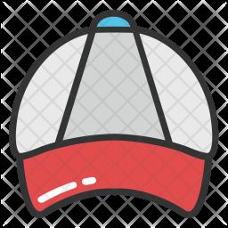 Shade Cap Icon