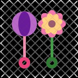 Shaker toys Icon