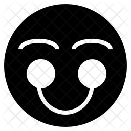 Shame Emoji Icon