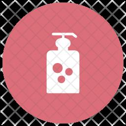 Shampoo Glyph Icon
