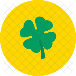 Shamrock leaf Icon