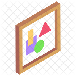 Shapes Board Icon