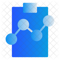 Share Clipboard Gradient Icon