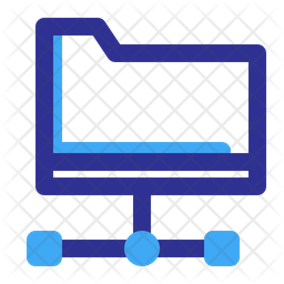 Share Files Icon