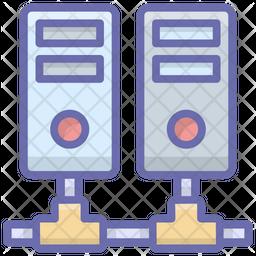 Shared Database Icon