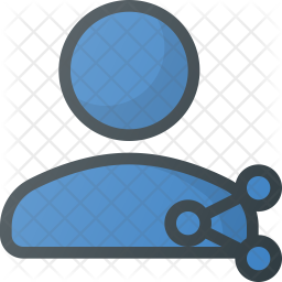 Shared user Icon