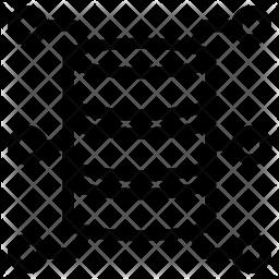 Shared Web Hosting Icon