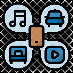 Sharing Economy Icon