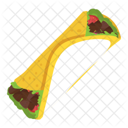 Shawarma Icon