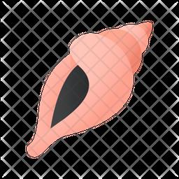 Shell Gradient Icon