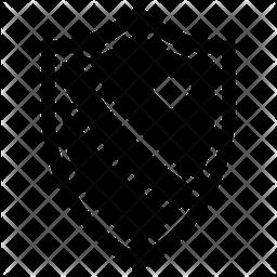 Shield Logo Icon