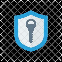 Shield Access Icon