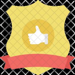 Shield Award Icon