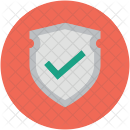 Shield tick Icon