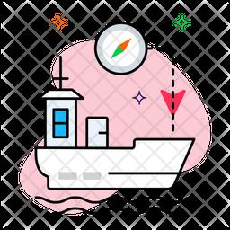 Ship Navigation Icon