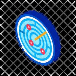 Ship Radar Icon