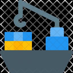 Shipment Flat Icon