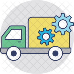 Shipping Services Icon