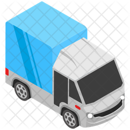 Shipping Truck Icon