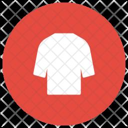 Shirt Glyph Icon