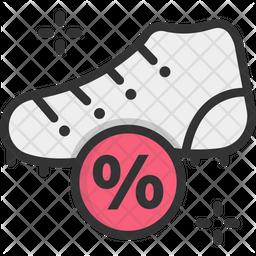 Shoes Sale Icon