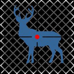 Shoot deer Icon