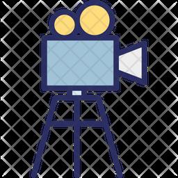 Shooting camera Icon