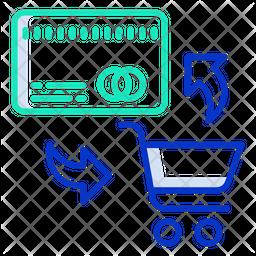 Shop Online Icon