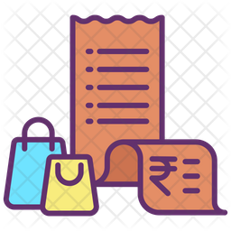 Shopping Bags Purchase Icon