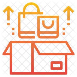 Shopping Box Icon