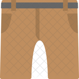 Short Pant Icon