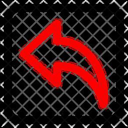 Shortcut Arrow Icon