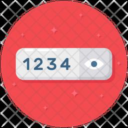 Show Password Icon