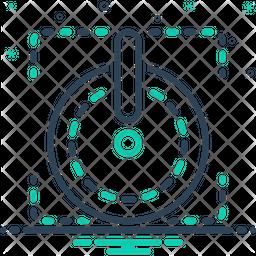 Shut Line Icon