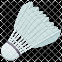 Shuttlecock Icon