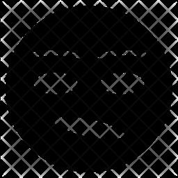 Shyness Emoji Icon